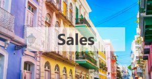 Real Estate Sales in PR