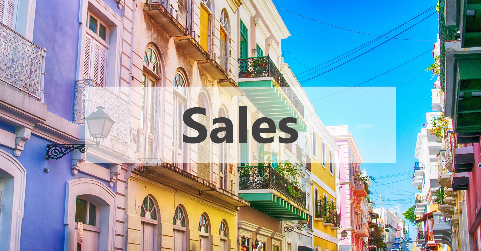 Real Estate Sales in PR
